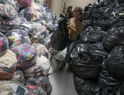 In New York, one non-profit looks to combat textile waste