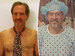 'I had no clue men could get breast cancer': Magician, 68, shares his solitary journey