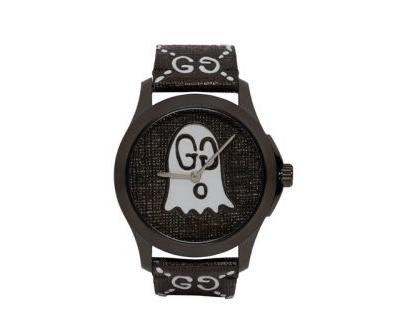 Gucci Drops Black G-Timeless GucciGhost Watch