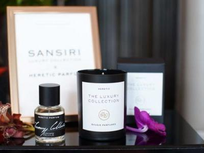 A sensuous infusion: Sansiri collaborates with Heretic Parfum's craft organic fragrances