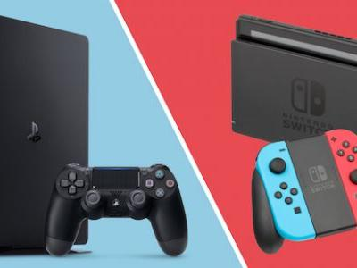 Nintendo Switch Was Apparently The Top Selling Console in USA, France, and Japan in 2018