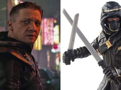 New 'Avengers: Endgame' toys confirm Hawkeye's alter ego Ronin in the movie