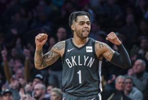 Russell on the rise in Brooklyn and seeking first postseason