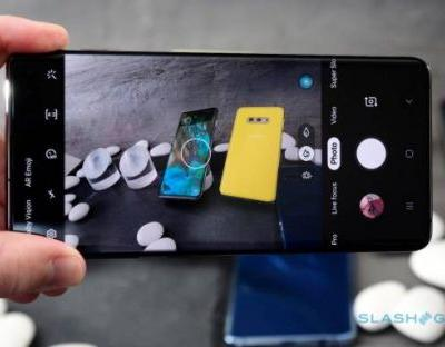 Galaxy S10 Night Mode could give Samsung a small photography leg up