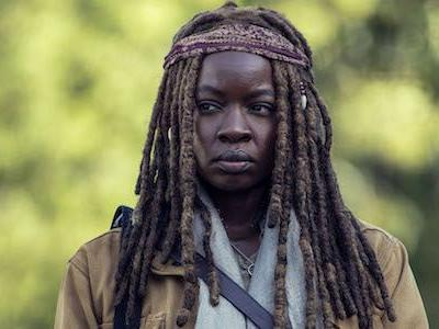 The Walking Dead Revealed Where Michonne And Daryl's X-Scars Came From