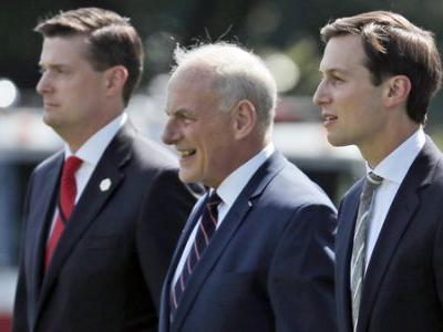 Chief Of Staff Kelly Wants New White House Security Clearance Rules