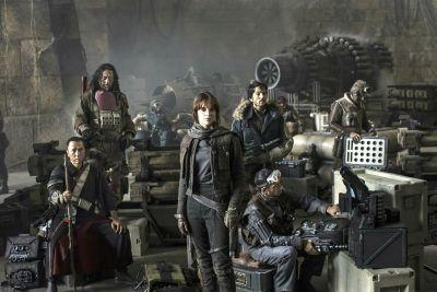 Twitter Is Hosting a Special 'Rogue One: A Star Wars Story' Live-Stream Event