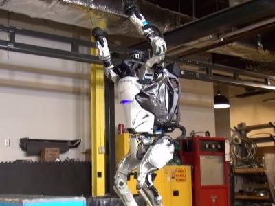 Google's former robotics division has a backflipping robot now, and everything is fine