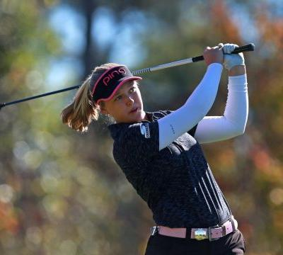 Canada's Brooke Henderson vaults in front at LPGA Tour season opener