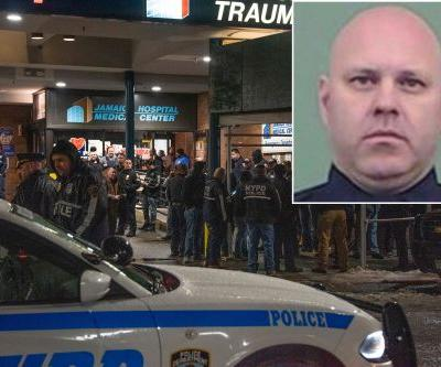 NYPD detective killed while responding to robbery was struck by friendly fire