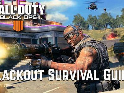 Call Of Duty Blackout: Essential Battle Royale Tips