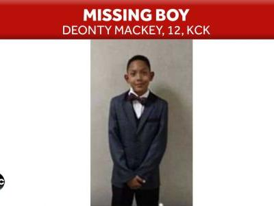 KCK police ask for help in finding missing 12-year-old boy