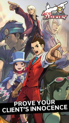 Out Now: 'Apollo Justice Ace Attorney', 'Space Madness', 'Swap Sword', 'Knight Slinger', 'Colt Express', 'Arcane Dragons', 'JEX', 'Atlantean' and More