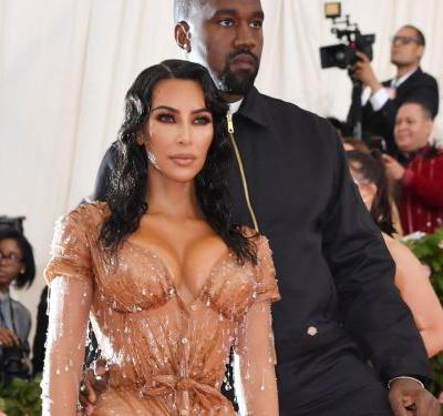 Psalm West, 2 Weeks Old, Is Officially Trademarked - & Here's How Much It Cost
