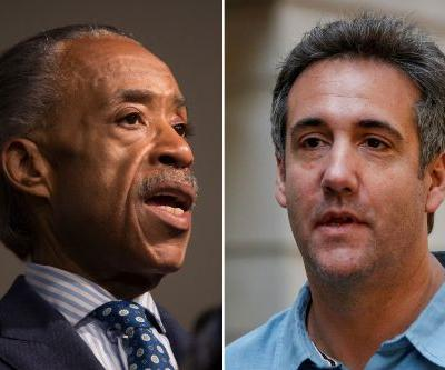 Al Sharpton teases sit-down interview with Michael Cohen