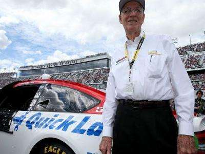 NASCAR legend Glen Wood dies at 93