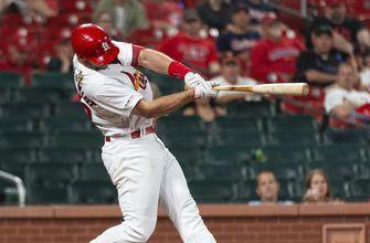 Goldschmidt's homer in 11th lifts Cardinals over Marlins 2-1