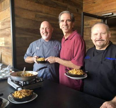 Chef Collaboration Yields Award-Winning Mac N Cheese Recipe for STACKED: Food Well Built