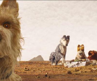 Watch the first trailer for Wes Anderson's stop-motion movie Isle of Dogs