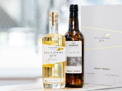 Salcombe Distilling Co. Creates Cask-Aged Gin
