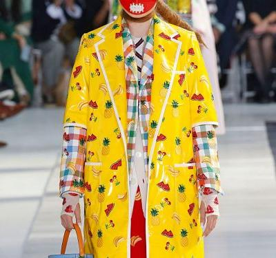 Watch Thom Browne's Fall 2019 Runway Show, Live From Paris