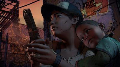 The Walking Dead: A New Frontier Looks Like An Evolution Of The Telltale Formula