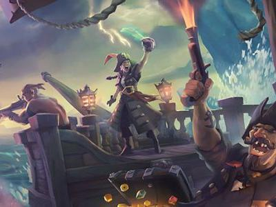 Here's What Players Can Expect From The First Sea Of Thieves Update