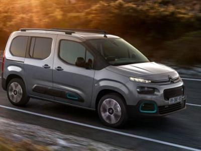 The Citroën Ë-Berlingo Is The EV I Want For A New Vanlife