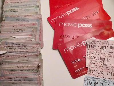 Meet the obsessive MoviePass fans getting $100+ worth of movie tickets every month for $10