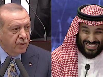 Saudi crown prince claims unity with Turkey despite a series of leaks tying him personally to Khashoggi's killing