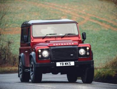 Defend without End: Land Rover Creating 70th-Anniversary Defender with V-8 Power!