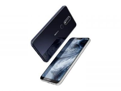 Nokia X6 goes official w/ dual-cameras, notched display, & Android 8.1 for $200 in China