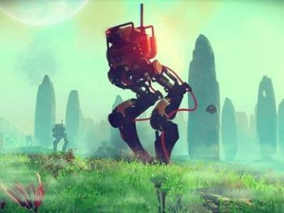 Flesh-Eating Plants Makes No Man's Sky's Universe 10% Scarier