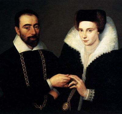 Valentine's Day - A few more 1600s Couples