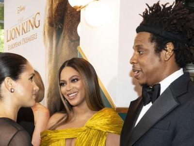 Beyoncé Told Meghan Markle That Baby Archie Is 'So Cute' at 'The Lion King' Premiere
