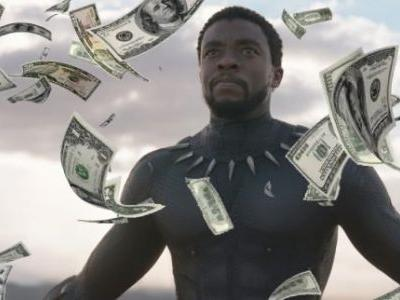 Marvel's 'Black Panther' is Now the Highest Grossing Superhero Movie Ever