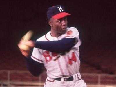 Hank Aaron, Baseball's Legendary Slugger, Dies At 86