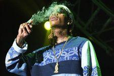 Wiz Khalifa Suggests Kanye West 'Smoke Some Weed' in the Midst of Hospitalization