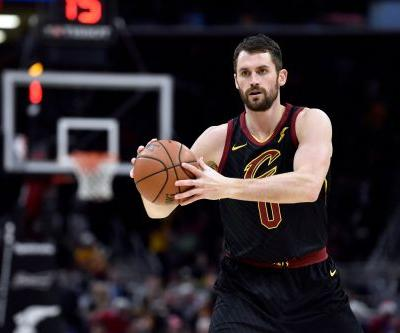 Cavaliers All-Star forward Kevin Love to return from hand injury tonight vs. Bucks