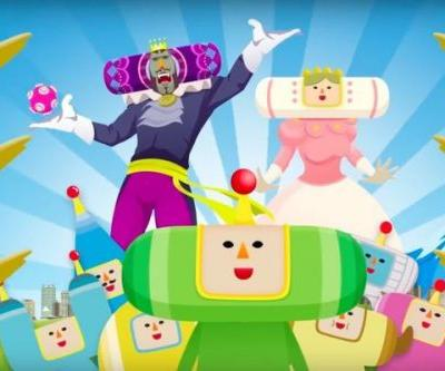 The prototype for the original Katamari Damacy was created on a GameCube