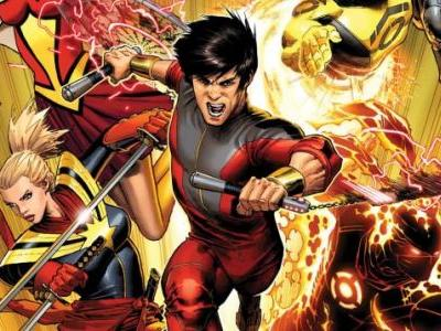 Marvel's SHANG-CHI Finally Gets Its Director