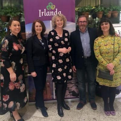 Tourism Ireland sets its sights on another record year for Irish tourism from Spain