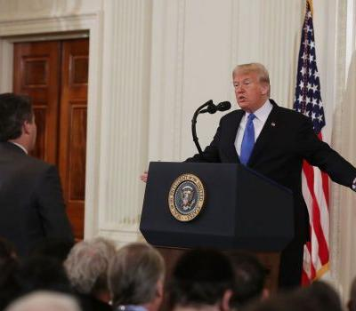 Fox News, other media outlets, join CNN fight over press access to White House