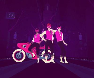 Sayonara Wild Hearts is the next game from cult mobile studio Simogo