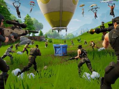 Fortnite Tops List of Most Played Switch Games in Europe for 2018