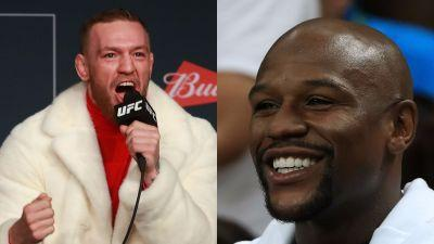 Floyd Mayweather Jr. laughs off Dana White's $25 million offer to box Conor McGregor