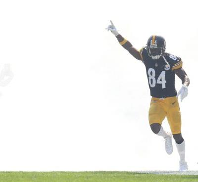 Antonio Brown tweets it's 'time to move on' from Steelers
