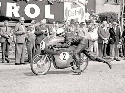 Grand Prix Motorcycle Racing's Greatest Caper