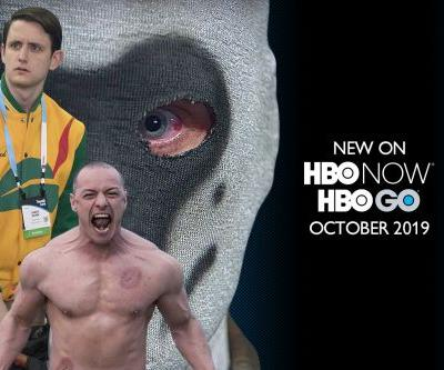 New On HBO October 2019