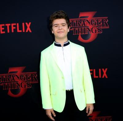 Who Is Gaten Matarazzo Dating? The 'Stranger Things' Star Has A Serious Girlfriend, & They're Adorbs